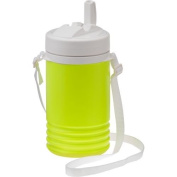 Igloo Legend 0.9l. Cooler - Neon Yellow Thermos, Water Hydration Canteen