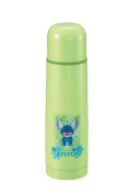 Pearl Stitch double stainless steel bottle 500 (Green) M-5230