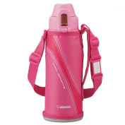 ZOJIRUSHI stainless cool bottle 0.52L Pink SD-AD05-PA