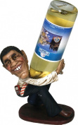 President Obama Presidential Wine Bottle Holder