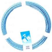 4 Strand x 15m Blue Guy Wire