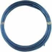 National Hardware N267-021 15m Plastic Coated Wire, Blue