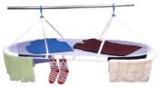 Mesh Hanging Sweater Dryer (White)