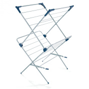 Polder Two-Tier Free Standing Clothes Drying Rack with Mesh Garment Dryer