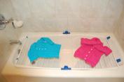 Better Housewares Bathtub Drying Rack, 70cm by 70cm H