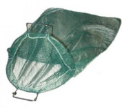 Galvanised Wire Handle Mesh Bags-X-Large for Scuba, Snorkelling or Water Sports