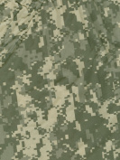 CAMOUFLAGE LAUNDRY BAG - CAMP MILITARY STORAGE - NEW