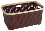Rattan (Wicker Style) Laundry Basket