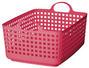 Like-it SCB-7 Plastic Laundry Basket, 25cm H by 36cm W by 45cm D