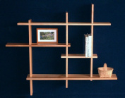 Deluxe Four Level Floating Shelf