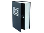 Brink Dictionary Book Safe, Black, Small
