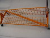 2-Piece Folding Shelf with Brackets for Orange Based Z Rack