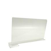 Clip On Acrylic Shelf Divider