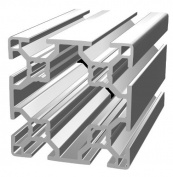 80/20 30 SERIES 30-6060 60mm X 60mm T-SLOTTED EXTRUSION x 1830mm