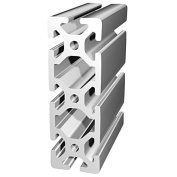 80/20 40 SERIES 40-4012 40mm X 120mm T-SLOTTED EXTRUSION x 2440mm