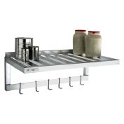 New Age Industrial T-Bar Series 90cm . Wall Shelf