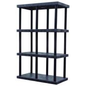 DuraShelf® Solid Top 48 24 4-Shelf System
