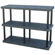DuraShelf® Solid Top 66 24 3-Shelf System