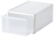 Like-It Closet Organiser / Drawer, White