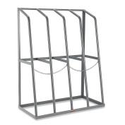 "RELIUS SOLUTIONS Vertical Bar Rack - 48x 24"" x 150cm"