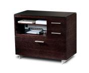BDI Sequel Multifunction Cabinet - Espresso Stained Oak