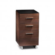 BDI Sequel 3-Drawer Cabinet - Walnut