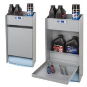 RB Components 2237 Jr. Trailer Door Storage Cabinet