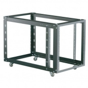 4-Post Modular Rack with Adjustable M6 Rails