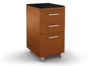 BDI Sequel 3-Drawer Cabinet - Cherry