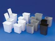 Rev-A-Shelf 28.4l Replacement Waste Bin White