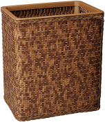 Lamont Home Carter Rectangular Wastebasket