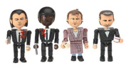 The Cleanup Scene Pulp Fiction Block Style Action Figures Set Ge-Oms