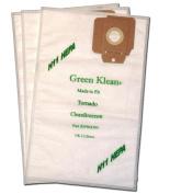 Green Klean K6904305 Tornado CV30 and CV38 H11 Hepa Replacement Vacuum Cleaner Bags