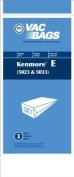36 KENMORE 5023 / 5033 VACUUM BAGS