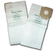 Green Klean K60904294, 7190461 Tornado CV30/CV38 12/15 Micro-Plus NSS Pacer 112 and 115 Replacement Vacuum Cleaner Bags