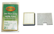 Odour Neutralising Riccar 1700, 1800 HEPA And Charcoal filter Set Also Will Fit Simplicity Models S36, S36L, S38, S38L
