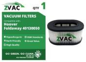 Hoover Part Number 40130050 Cartridge filter Type 50 Fits Foldaway Model U5172-900 By ZVac