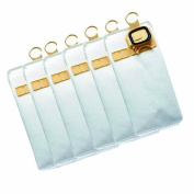 CIMC LLC Dust Bags For Vorwerk Kobold VK140 VK150 Vacuum Cleaner Replacement for dust bags-6 pack