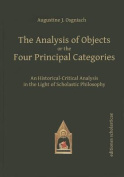 Analysis of Objects or the Four Principal Categories