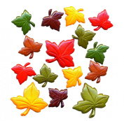 Themed Button Pack Autumn Leaf