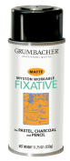 Grumbacher 546 330ml Workable Fixative Spray, 330ml Can