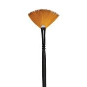 Best Majestic Taklon Acrylic and Oil Brush Fan 1