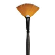 Best Majestic Taklon Acrylic and Oil Brush Fan 6