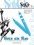 23cm x 30cm Premium Paper For Pens Pad