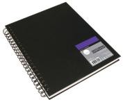 Sketchbook 22cm x 28cm Soft White Paper Wirebound