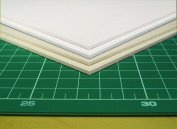 50cm x 80cm Basswood Tone Modelling Board 0.2cm Thickness
