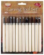 Carving Tool 12-Piece Set