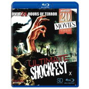 Ultimate Shockfest [SD Blu-ray] (Horror Express / Alien Contamination / Night Of The Living Dead / Deep Red / Oasis Zombies / Messiah Evil / Satanic Rites Dracula / Dementia 13 / City ...) (2013) [Blue-ray]