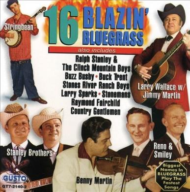 16 Blazin' Bluegrass