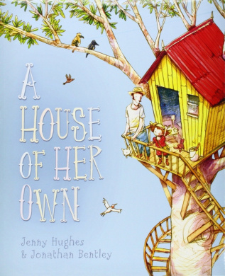 A House of Her Own: Little Hare Books